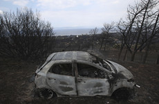Greek wildfire death toll climbs to 88