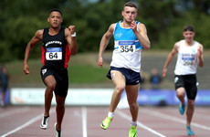 Reid edges Lawler in pulsating 200m duel at national championships