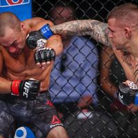 Big UFC wins for Poirier, Aldo and Jedrzejczyk in Calgary