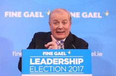 Gavin Duffy seeking nomination for presidential election