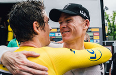 'Us against the world' - Froome says abuse worked in Team Sky's favour