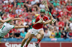 The stunning Nickie Quaid flick-save that sent Limerick and Cork's semi-final thriller to extra-time