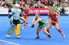 Ireland top their pool despite England defeat as Hockey World Cup quarter-final looms