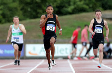 English-born sprinter Leon Reid named in Ireland's European Championship squad