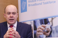 The department claims it remains on track but what's happening with the National Broadband Plan?