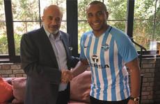 Ex-Man United midfielder Anderson joins Turkish second tier club