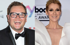 Adele organised a meet-and-greet with Celine Dion for Alan Carr only for him to make a show of himself