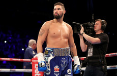 'I might not be the same man coming out of it': Bellew says Usyk fight would have to be his last