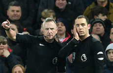 Managers to be given yellow and red cards under new FA rules