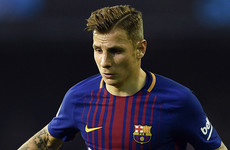 Everton announce €25 million deal for French international Digne from Barca