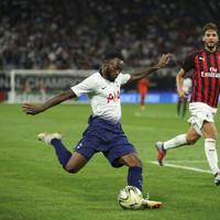 Tottenham earn victory over Milan thanks to N'Koudou strike