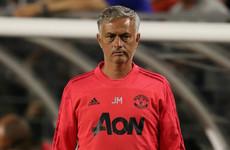 'I didn't learn anything' – Mourinho laments United's American pre-season trip