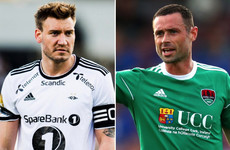 Cork City to take on Rosenborg after Celtic advance in the Champions League