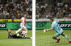 Dundalk learn potential next opponents as Ajax ease past Sturm Graz