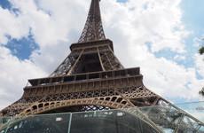 Eiffel Tower shuts down as employees strike over ticket plan