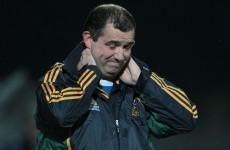 Bye bye Banty, bring back Boylan: Meath move to get rid of McEnaney