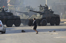 Zimbabwe government vows to enforce security crackdown to prevent further protests
