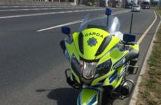Gardaí track down driver who made 'choice hand gesture' at officers carrying out speed check