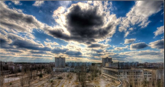 In pictures: an amazing return to Chernobyl