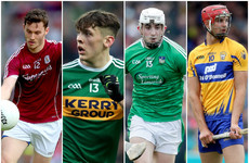 Here are the 6 nominees for the latest GAA player of the month awards