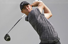 Five birdies, no bogeys, as McIlroy launches Bridgestone bid with super 65