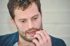 Jamie Dornan said he had to 'grow up pretty fast' after losing his mother at 16