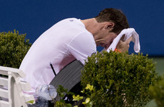 Andy Murray breaks down in tears after 3am finish at Washington Open