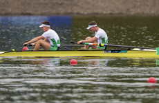 Irish crews miss out on medal races at European Rowing Championships
