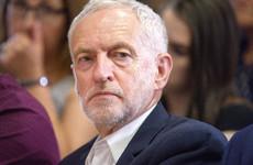 Jeremy Corbyn: 'Anti-semites do not speak for me'