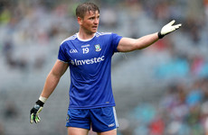 Mone replaces captain Walshe as Monaghan make two changes for trip to Galway