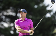 Three-way tie for WGC-Bridgestone lead but McIlroy and Woods remain in the hunt