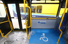 Poll: Should people who refuse to fold up buggies for wheelchair users on buses be fined?
