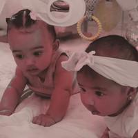 Khloe Kardashian's baby True has been spotted wearing an Irish brand on Instagram