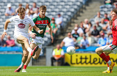 As it happened: Mayo v Kildare, Eirgrid U20 All-Ireland Football Final