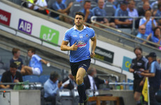 Bernard Brogan returns for Dublin six months after suffering devastating ACL injury