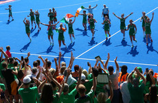 'The support was incredible. It was like we were playing in Dublin, Belfast or Cork'