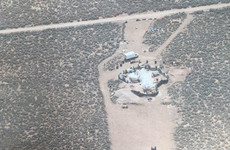 11 starving children found by police at New Mexico desert compound
