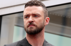 Justin Timberlake tells media to 'make up some fodder about somebody who's half-assin' it'