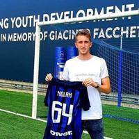 19-year-old Irish defender Ryan Nolan signs new two-year deal with Inter Milan