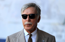 Kroenke set to complete sensational £1.8 billion takeover of Arsenal
