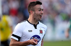Outstanding Michael Duffy volley among the July Goal of the Month contenders