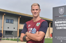 Burnley attempt to solve goalkeeping crisis by signing Joe Hart on two-year deal