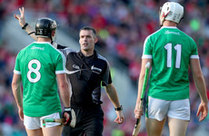 Wexford's Owens to take charge of Limerick-Galway All-Ireland hurling final