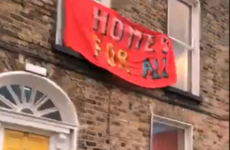 'Housing for All' - Activists occupy vacant property in central Dublin