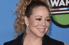 Mariah Carey was delira to be included in the Irish hockey team's World Cup joy