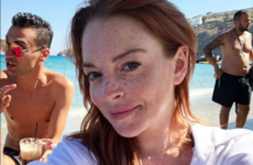 Lindsay Lohan says women speaking out about their #MeToo experiences 'makes them look weak'