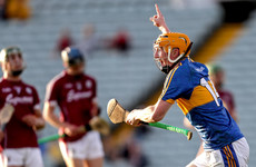 1-9 for Morris as Tipperary dash Galway's treble dreams in dramatic U21 All-Ireland semi-final