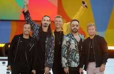 Backstreet Boys' Brian references 'fame-seekers' when discussing rape allegations against Nick Carter