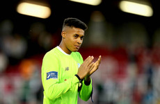 16-year-old Hoops goalkeeper set for Manchester City move - reports