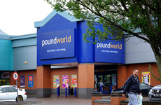 The family that brought Poundworld to Ireland has swooped to buy what's left of the UK chain